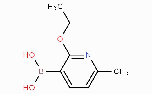 2-Ethoxy-6-methylpyridine-3-boronicacid