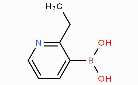 2-Ethylpyridine-3-boronicacid
