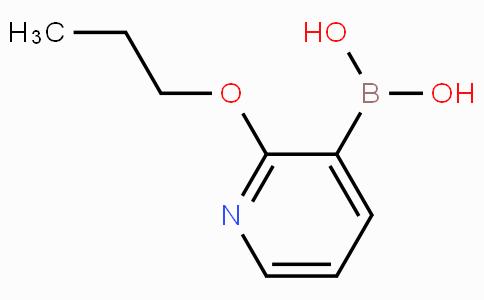 2-Propoxypyridine-3-boronicacid