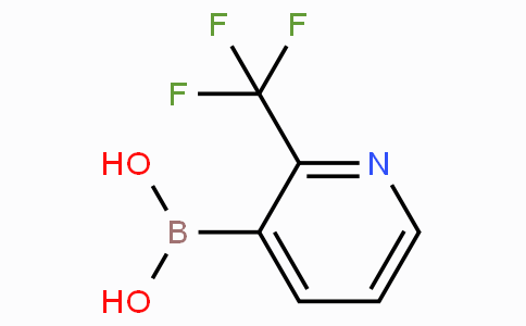 2-(TRIFLUOROMETHYL)PYRIDINE-3-BORONIC ACID