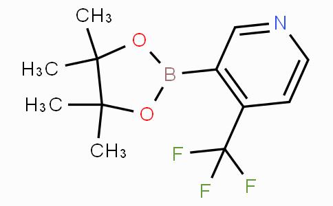4-Trifluoromethylpyridine-3-boronicacidpinacolester