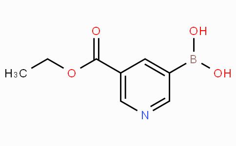 5-(Ethoxycarbonyl)pyridine-3-boronicacid