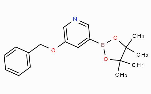 5-Benzyloxypyridine-3-boronicacidpinacolester