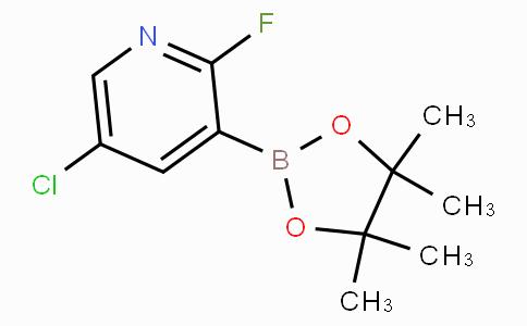 5-Chloro-2-fluoropyridine-3-boronicacidpinacolester