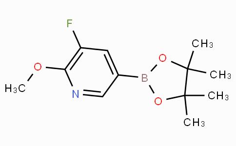 5-Fluoro-6-methoxypyridine-3-boronicacidpinacolester