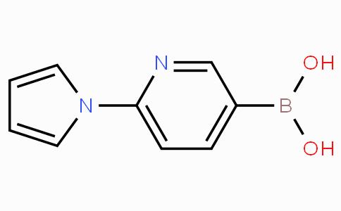 6-(1H-Pyrrol-1-yl)pyridine-3-boronicacid