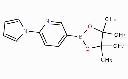 6-(1H-Pyrrol-1-yl)pyridine-3-boronicacidpinacolester