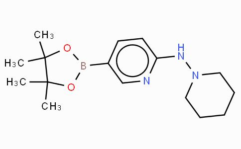 6-(1-Piperidineamino)pyridine-3-boronicacidpinacolester