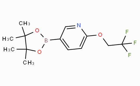 6-(2,2,2-Trifluoroethoxy)pyridine-3-boronicacidpinacolester