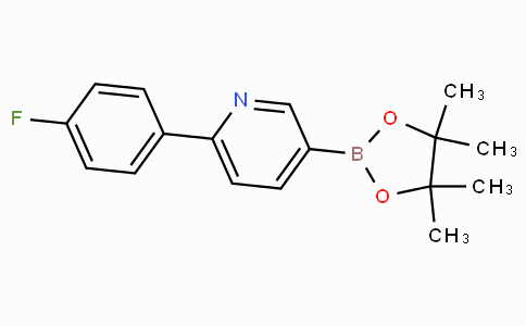 6-(4-Fluorophenyl)pyridine-3-boronicacidpinacolester