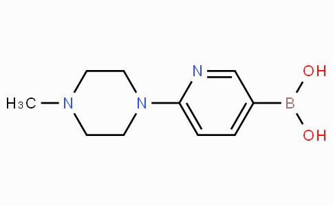 6-(4-Methylpiperazin-1-yl)pyridine-3-boronicacid