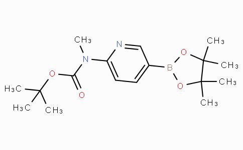 6-(Boc-methylamino)pyridine-3-boronicacidpinacolester