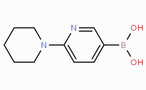 6-(Piperidin-1-yl)pyridine-3-boronicacid