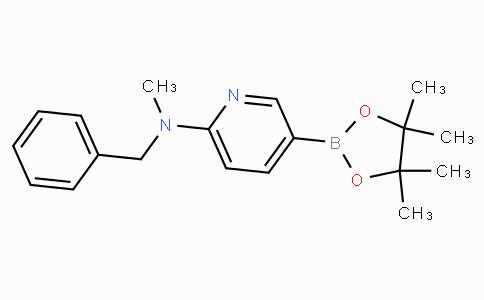 6-[Benzyl(methyl)amino]pyridine-3-boronicacidpinacolester