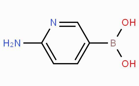 6-Aminopyridine-3-boronicacid
