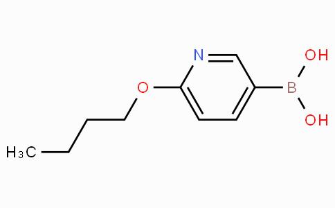 6-Butoxypyridine-3-boronicacid