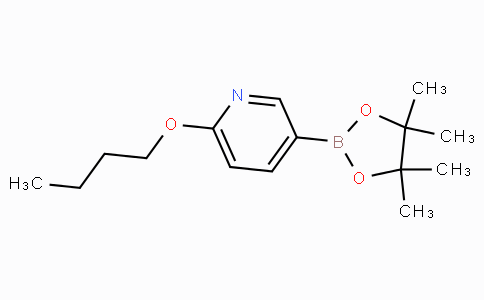 6-Butoxypyridine-3-boronicacidpinacolester