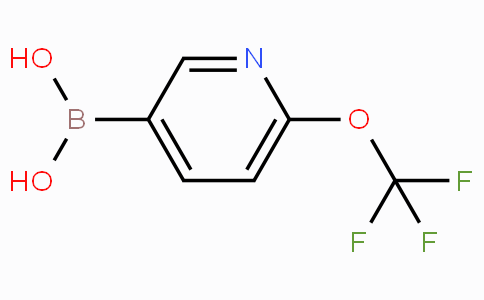6-Trifluoromethoxypyridine-3-boronicacid