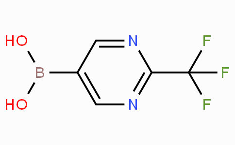 (2-(Trifluoromethyl)pyrimidin-5-yl)boronicacid