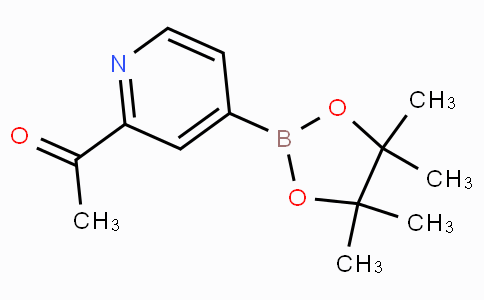 2-Acetylpyridine-4-boronicacidpinacolester