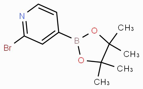 2-溴吡啶-4-硼酸频哪酯