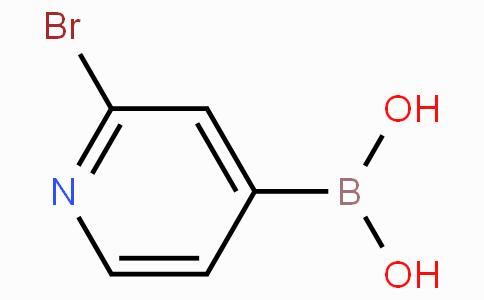 2-溴吡啶-4-硼酸