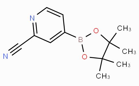 2-Cyanopyridine-4-boronicacidpinacolester