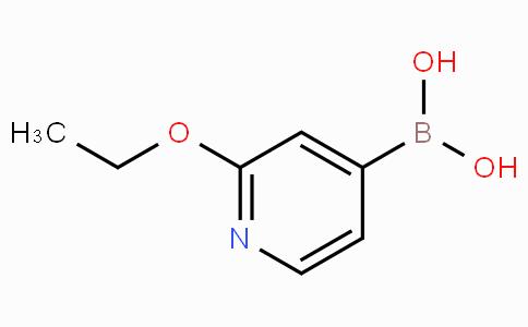 2-Ethoxypyridine-4-boronicacid