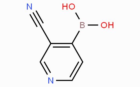 3-Cyanopyridine-4-boronicacid