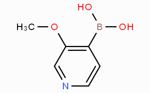 3-Methoxypyridine-4-boronicacid