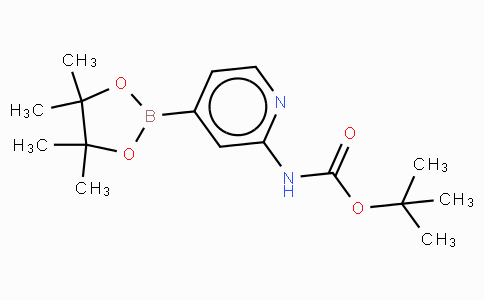 Boc-2-Aminopyridine-4-boronicacidpinacolester