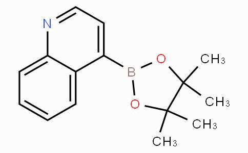 Quinoline-4-boronicacidpinacolester