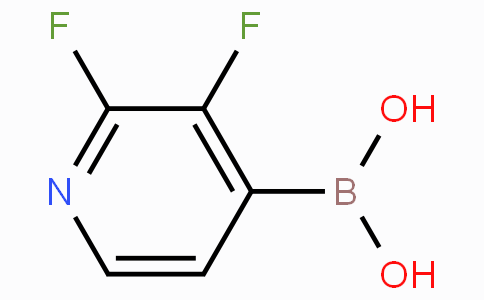 2,3-Difluoropyridine-4-boronicacid