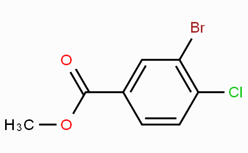 Methyl 3-bromo-4-chlorobenzoate