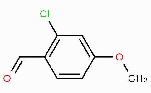 2-Chloro-4-methoxybenzaldehyde