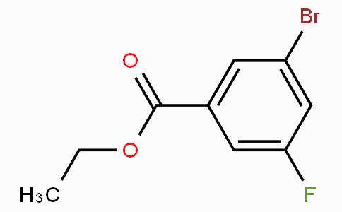 Ethyl 3-bromo-5-fluorobenzoate