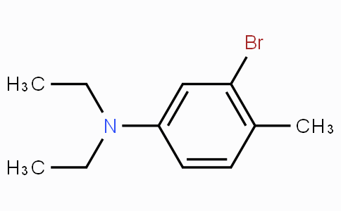 3-Bromo-N,N-diethyl-4-methylaniline