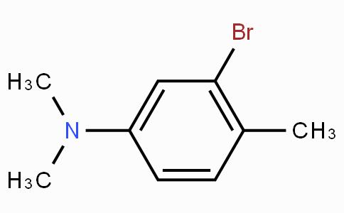 3-Bromo-N,N,4-trimethylaniline