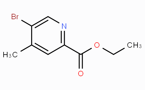 Ethyl 5-bromo-4-methylpicolinate
