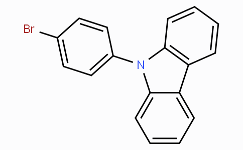 9-(4-Bromophenyl)carbazole