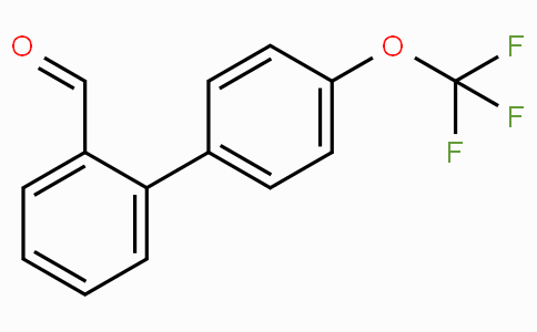 4'-Trifluoromethoxybiphenyl-2-carbaldehyde