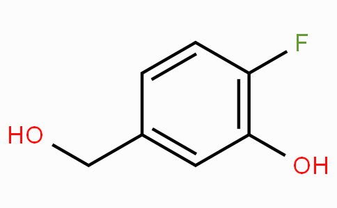 2-Fluoro-5-(hydroxymethyl)phenol