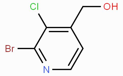 (2-Bromo-3-chloropyridin-4-yl)methanol