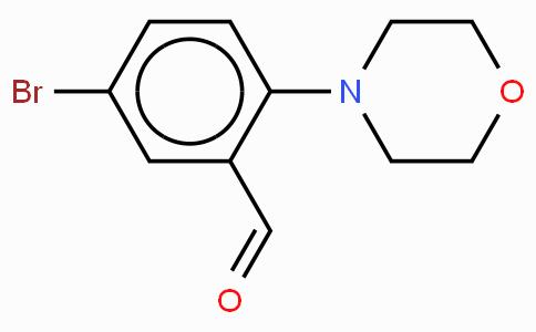 5-Bromo-2-(N-morpholino)-benzaldehyde