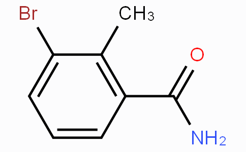 3-Bromo-2-methylbenzamide