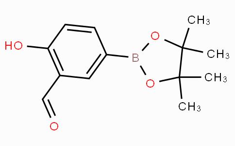 2-Hydroxy-5-(4,4,5,5-tetramethyl-1,3,2-dioxaborolan-2-yl)-benzaldehyde