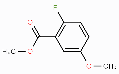 Methyl 2-fluoro-5-methoxybenzoate