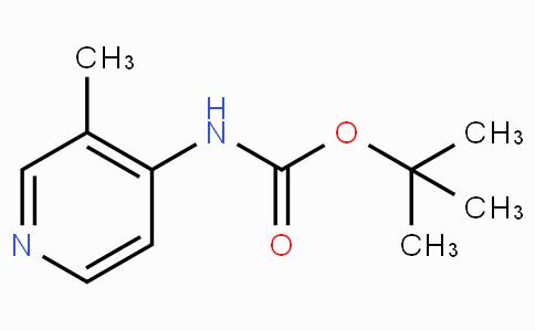 tert-butyl N-(3-methylpyridin-4-yl)carbamate