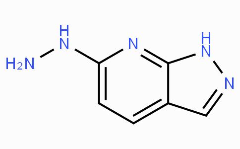 6-Hydrazinyl-1H-pyrazolo[3,4-b]pyridine