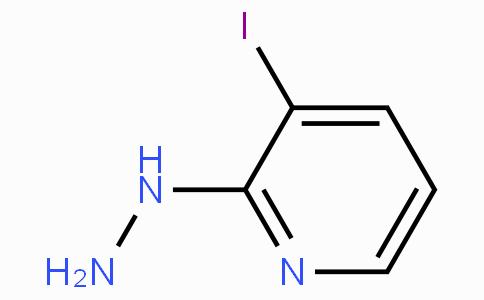 2-Hydrazinyl-3-iodopyridine